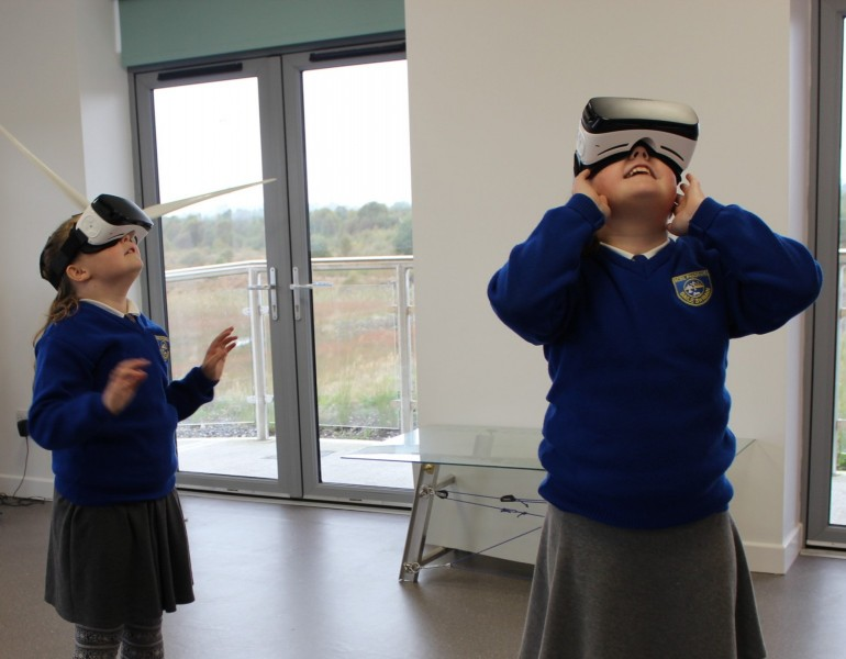 Learning-Hub - Virtual Reality Experience